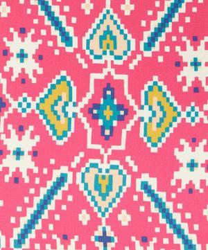 Tapestry Hearts Silk Satin