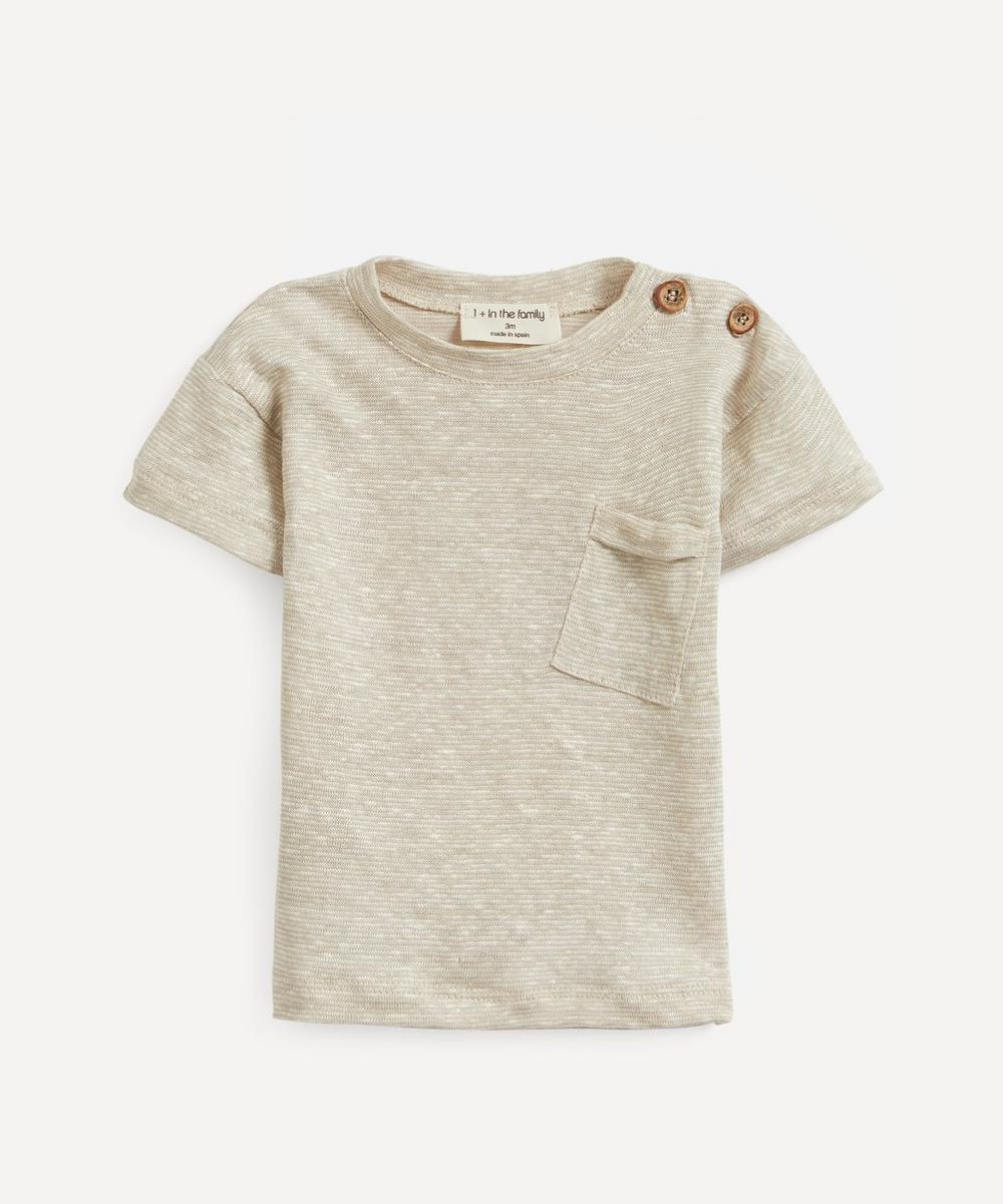 1+ In The Family - Victor T-Shirt 3-24 Months