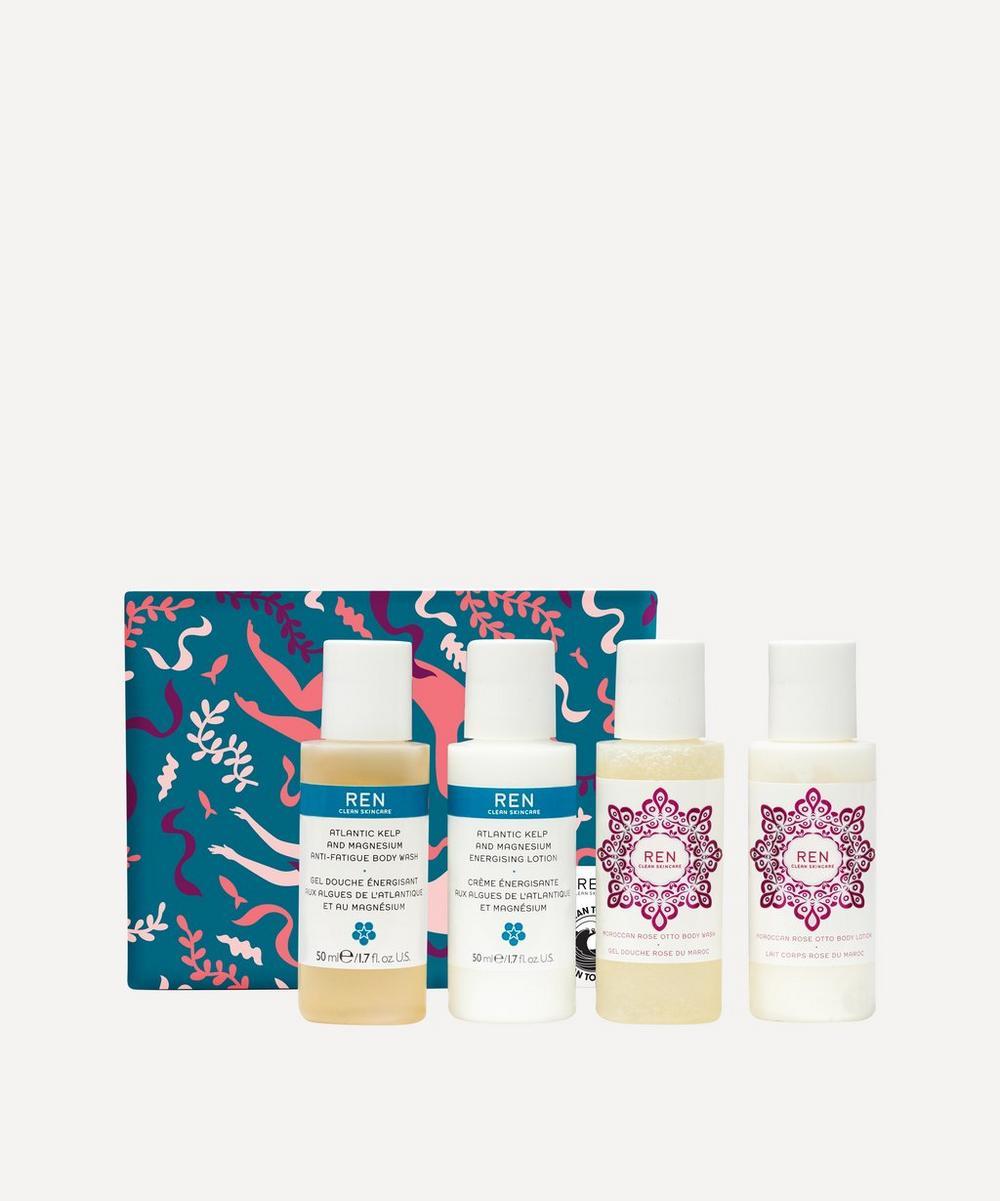 REN Clean Skincare - Best of Body Set