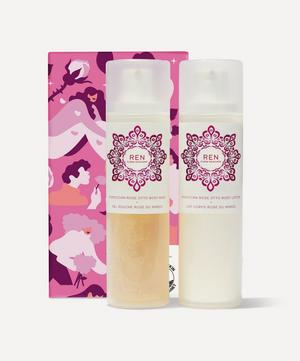 Body Bliss Rose Duo