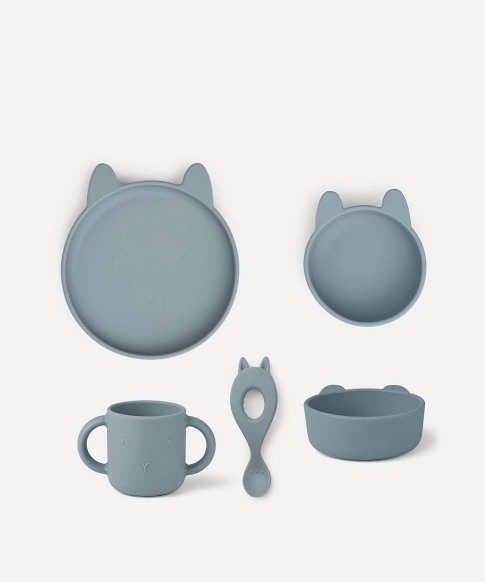 Liewood - Vivi Silicone Tableware Set