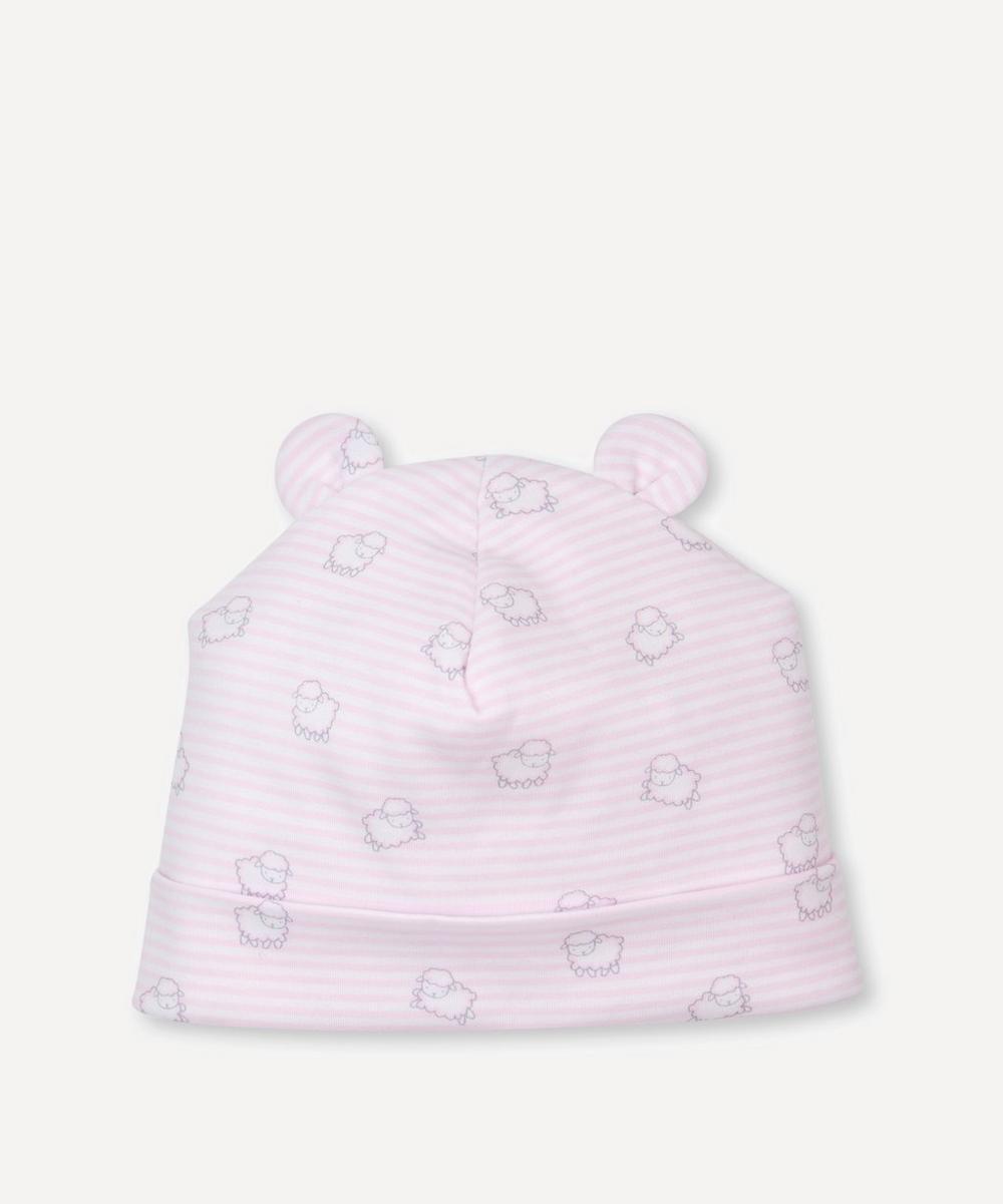 Kissy Kissy - Sheep Print Baby Hat