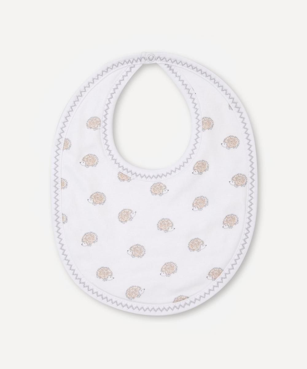 Kissy Kissy - Handful of Hedgehogs Bib