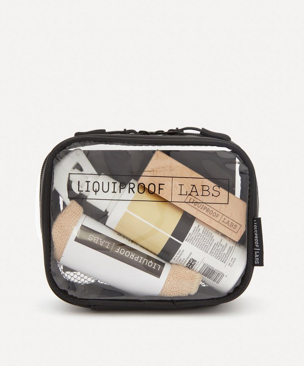 Liquiproof - Leather Travel Kit 125ml