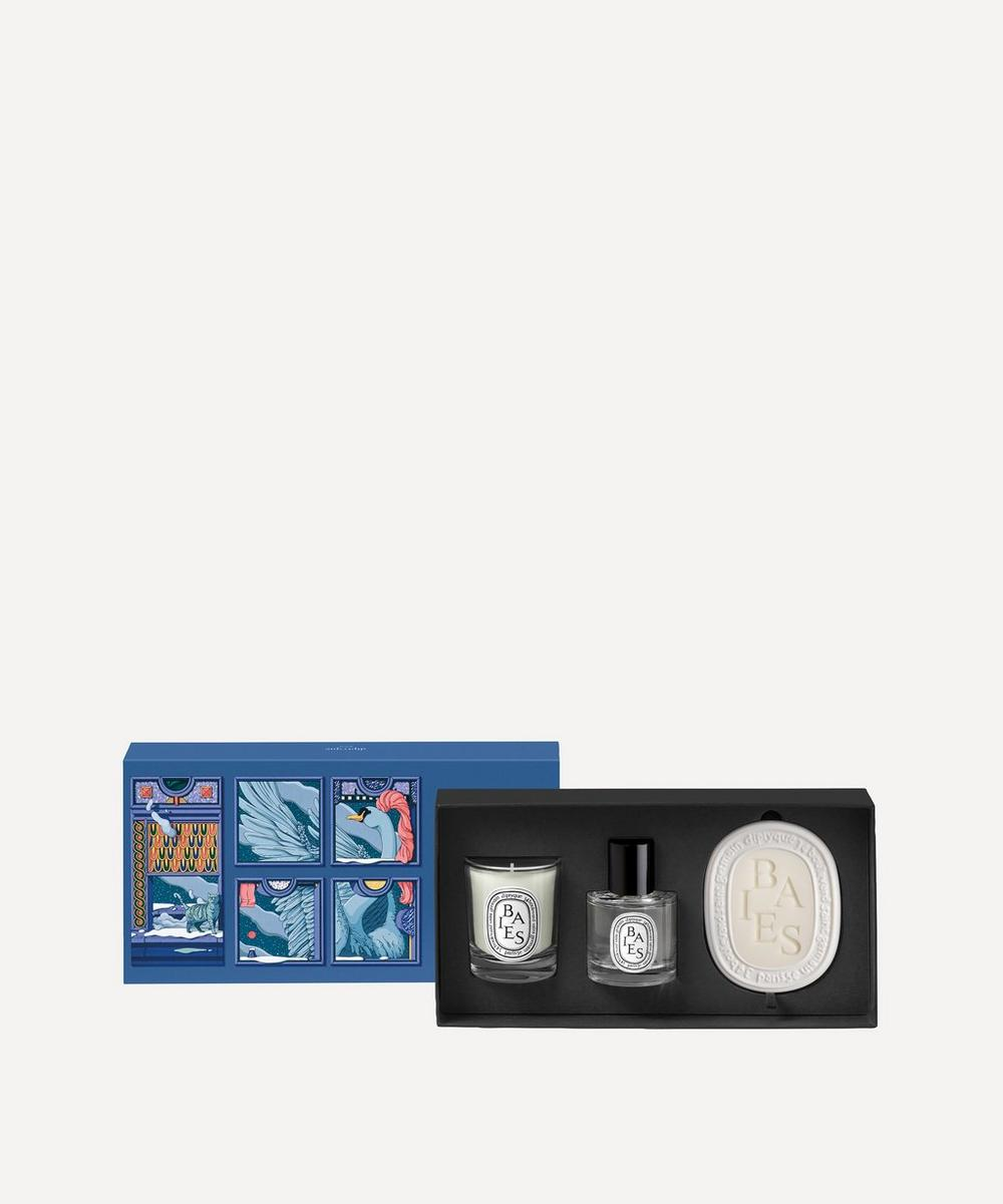 Diptyque - Limited Edition Best of Baies Set