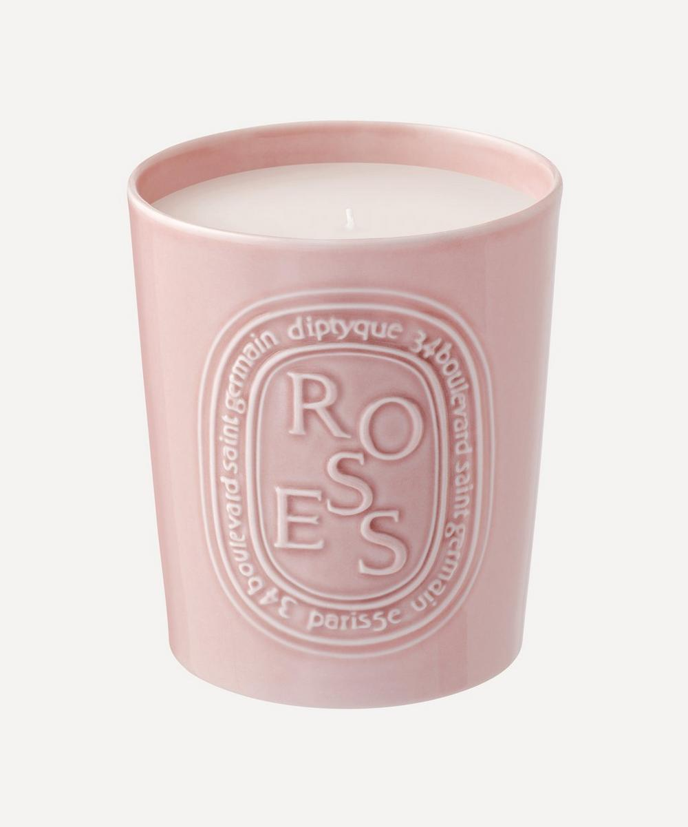Diptyque - Roses Scented Candle 600g