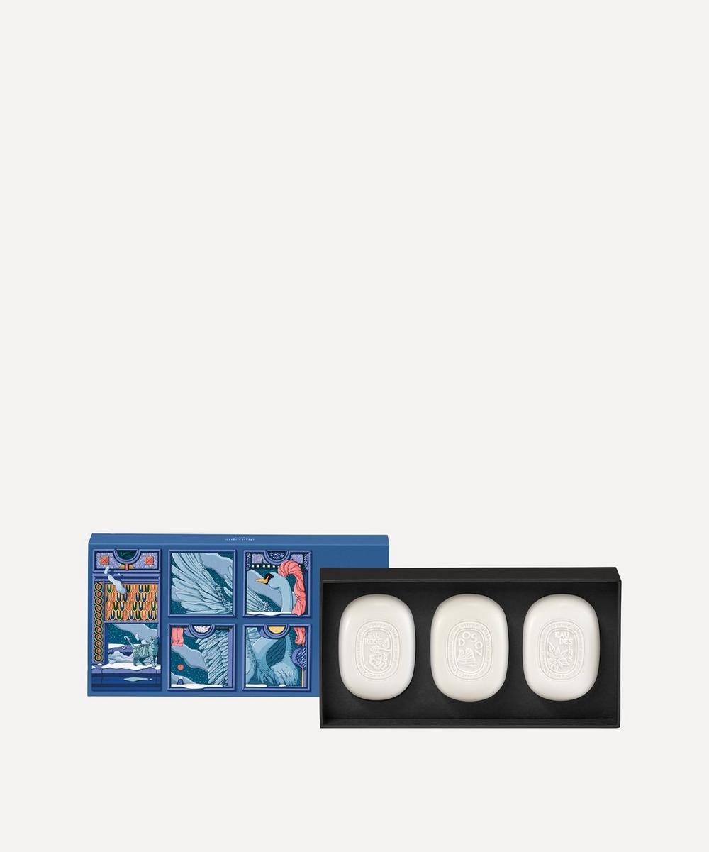 Diptyque - Perfumed Soaps Set