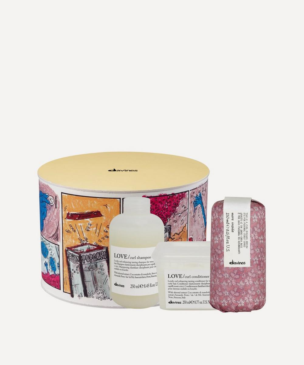 Davines - What a Passion for Curls! Gift Set