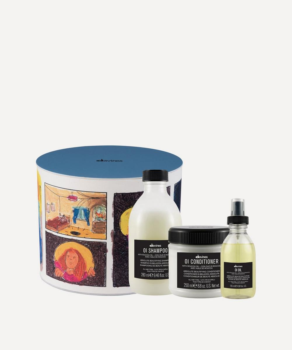 Davines - What an Extraordinary Experience! Oi Hair Care Gift Set