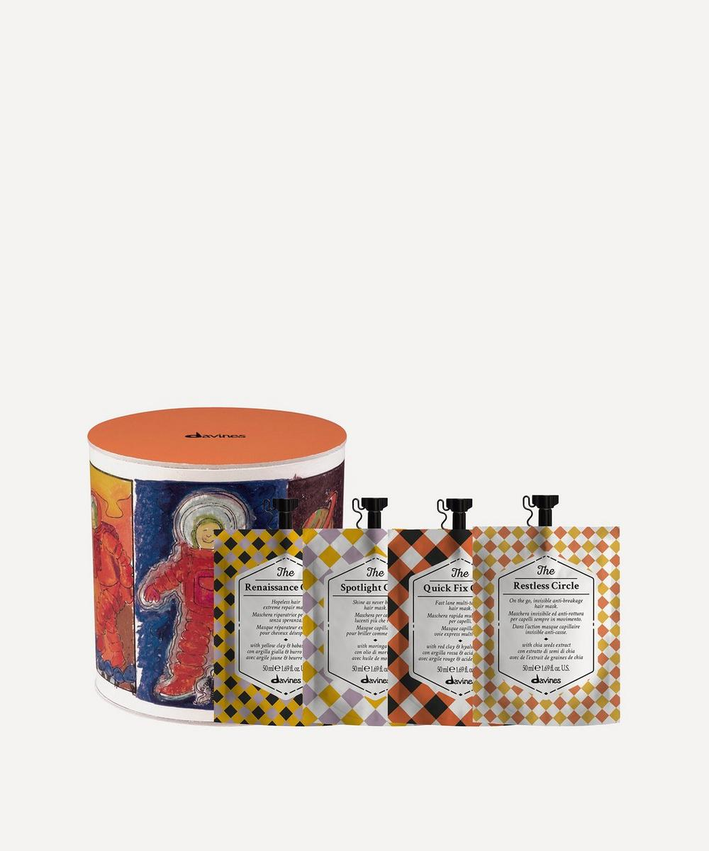 Davines - What a Fantastic Discovery! Circle Chronicles Gift Set