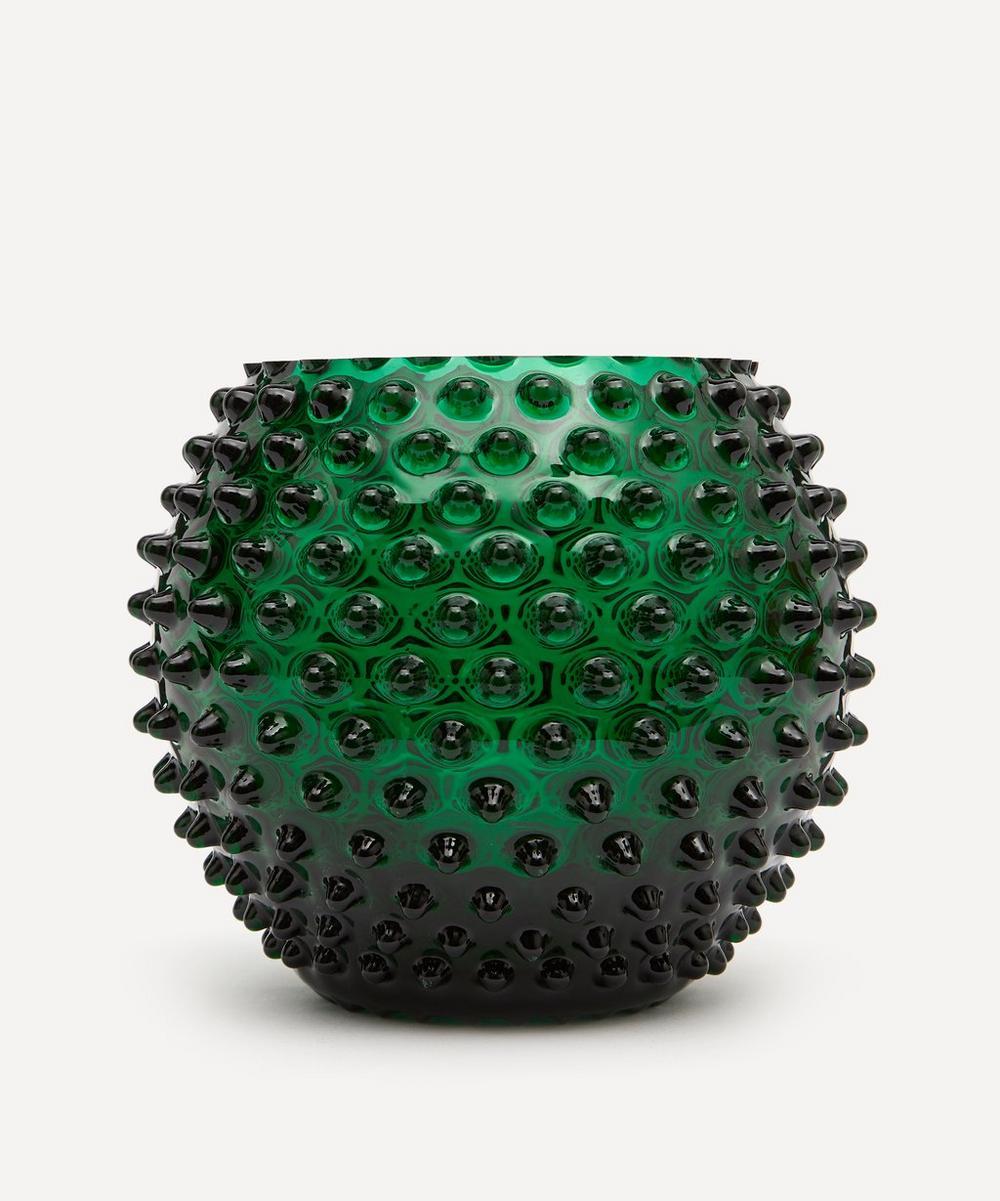 KLIMCHI - Round Hobnail Vase