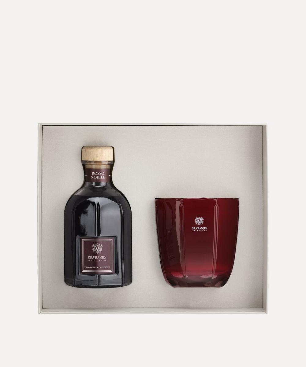 Dr Vranjes Firenze - Rosso Nobile 500ml Gift Set