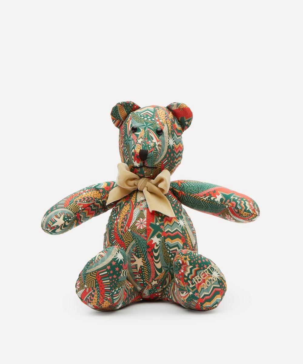 Grin & Bear - My Little Star Liberty Christmas 2020 Bear