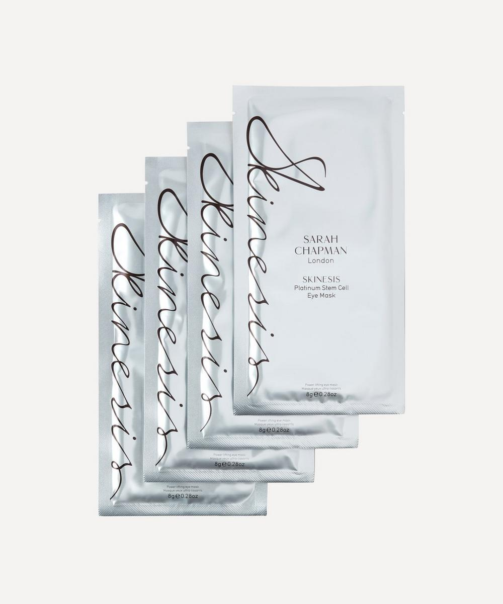 Sarah Chapman - Platinum Stem Cell Eye Mask 4 Pairs