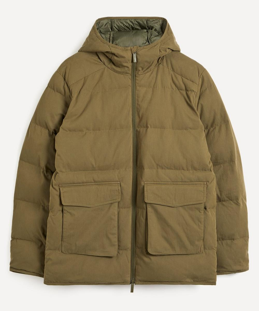 NN07 - Mason 8259 Hooded Puffer Jacket