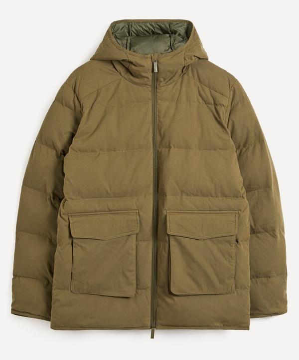 NN07 - Mason 8259 Hooded Puffer Jacket
