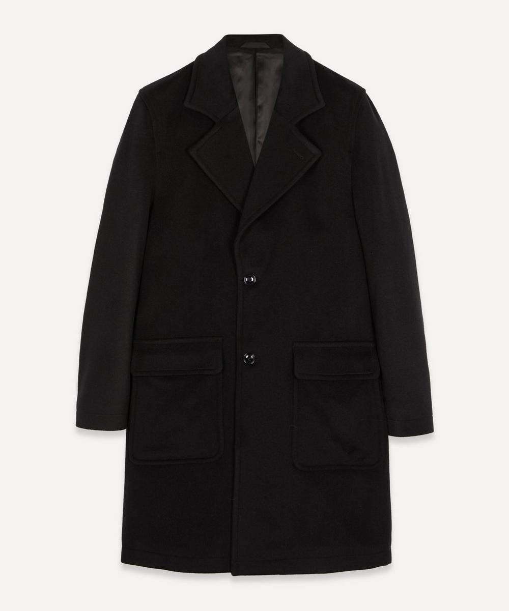 NN07 - Fain 8420 Oversized Brushed Wool-Blend Coat