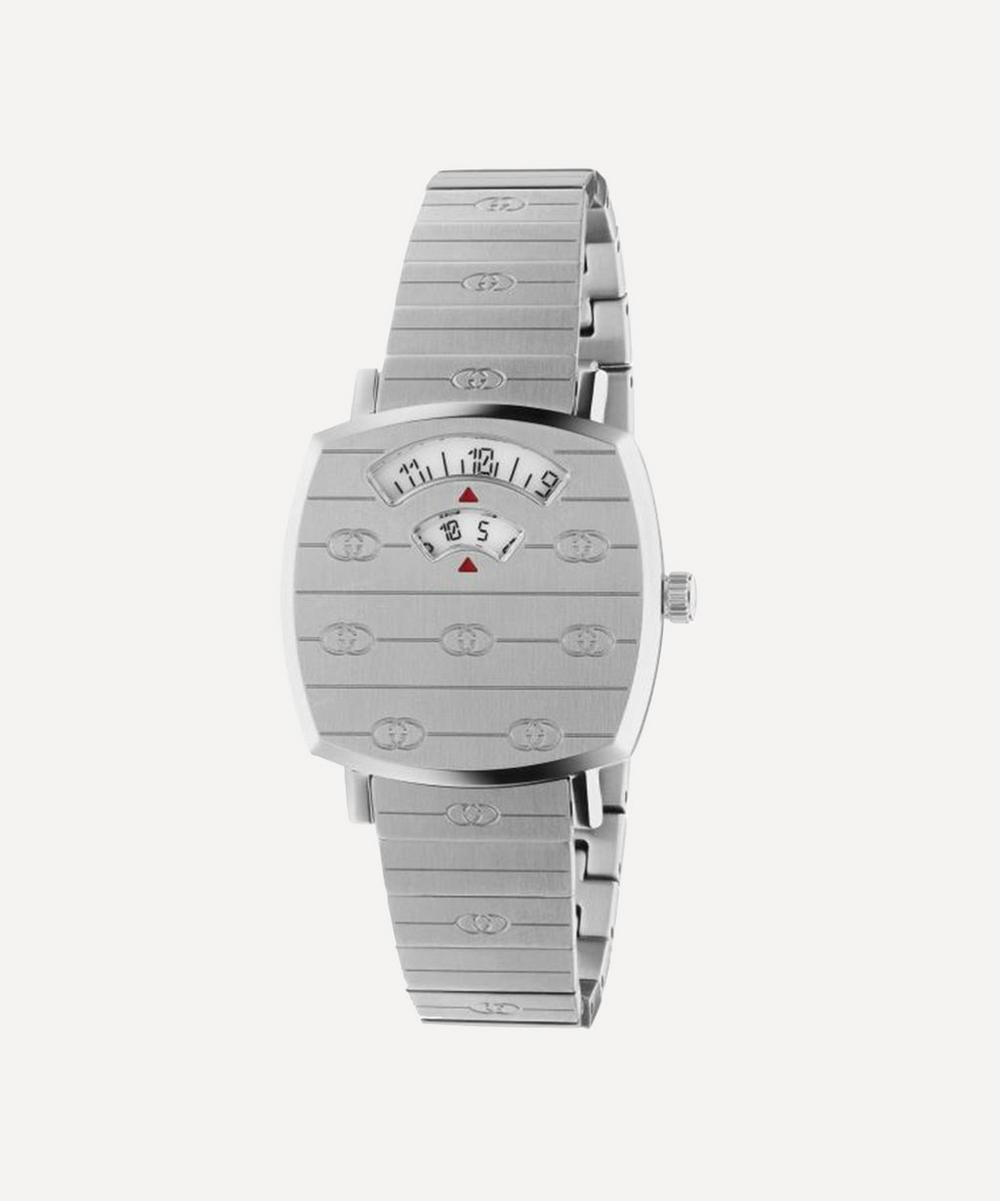 Gucci - Stainless Steel Grip Watch image number 0