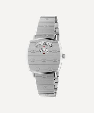Stainless Steel Grip Watch