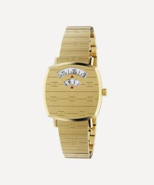 Gold PVD Grip Watch