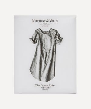 The Dress Shirt Sewing Pattern