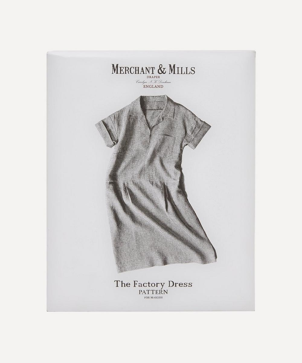 Merchant & Mills - The Factory Dress Sewing Pattern