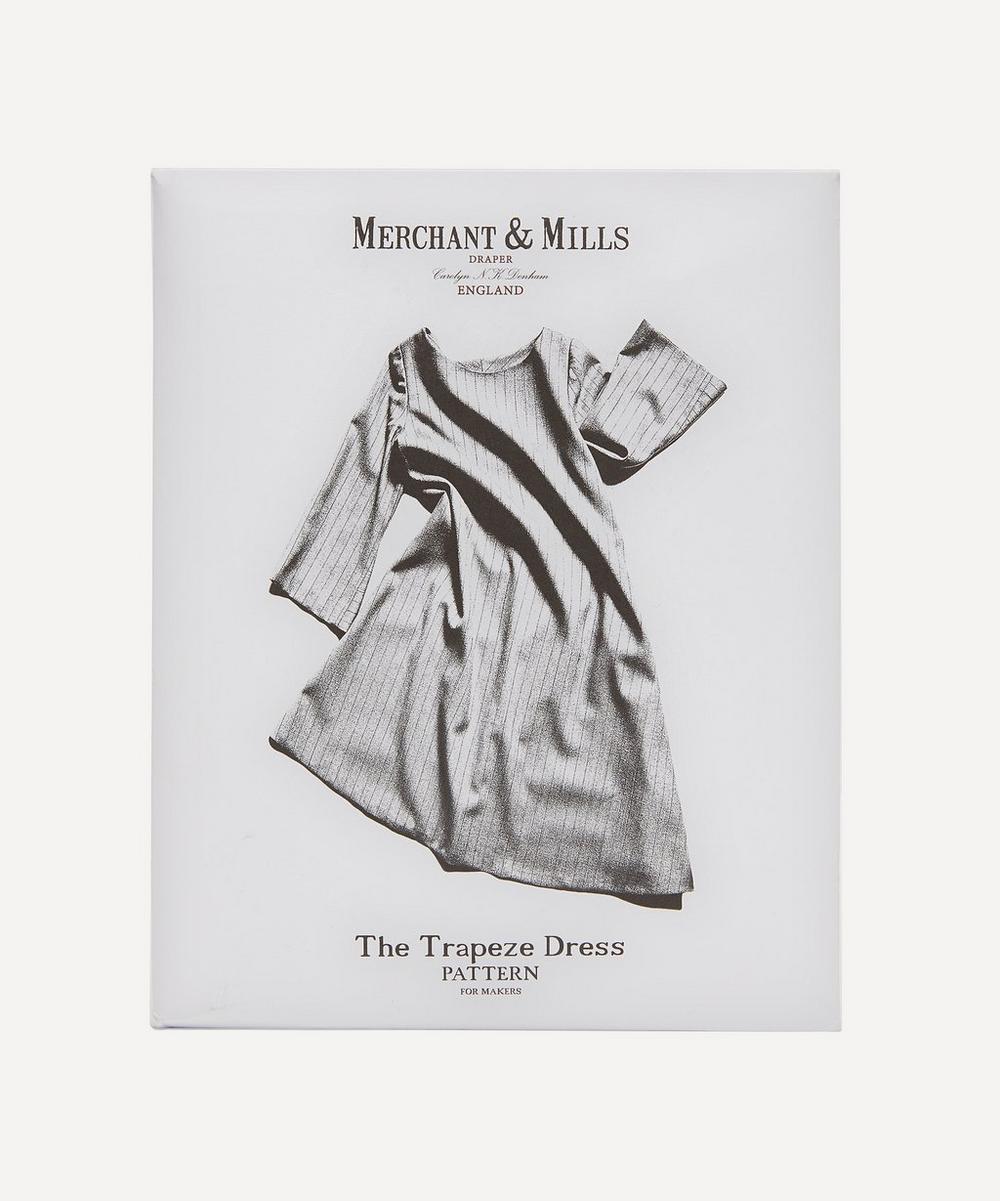 Merchant & Mills - The Trapeze Dress Sewing Pattern