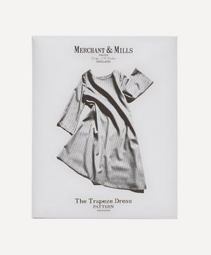 The Trapeze Dress Sewing Pattern