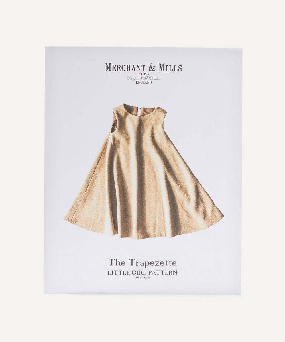 Merchant & Mills - The Trapezette Sewing Pattern