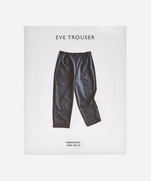 The Eve Trouser Sewing Pattern