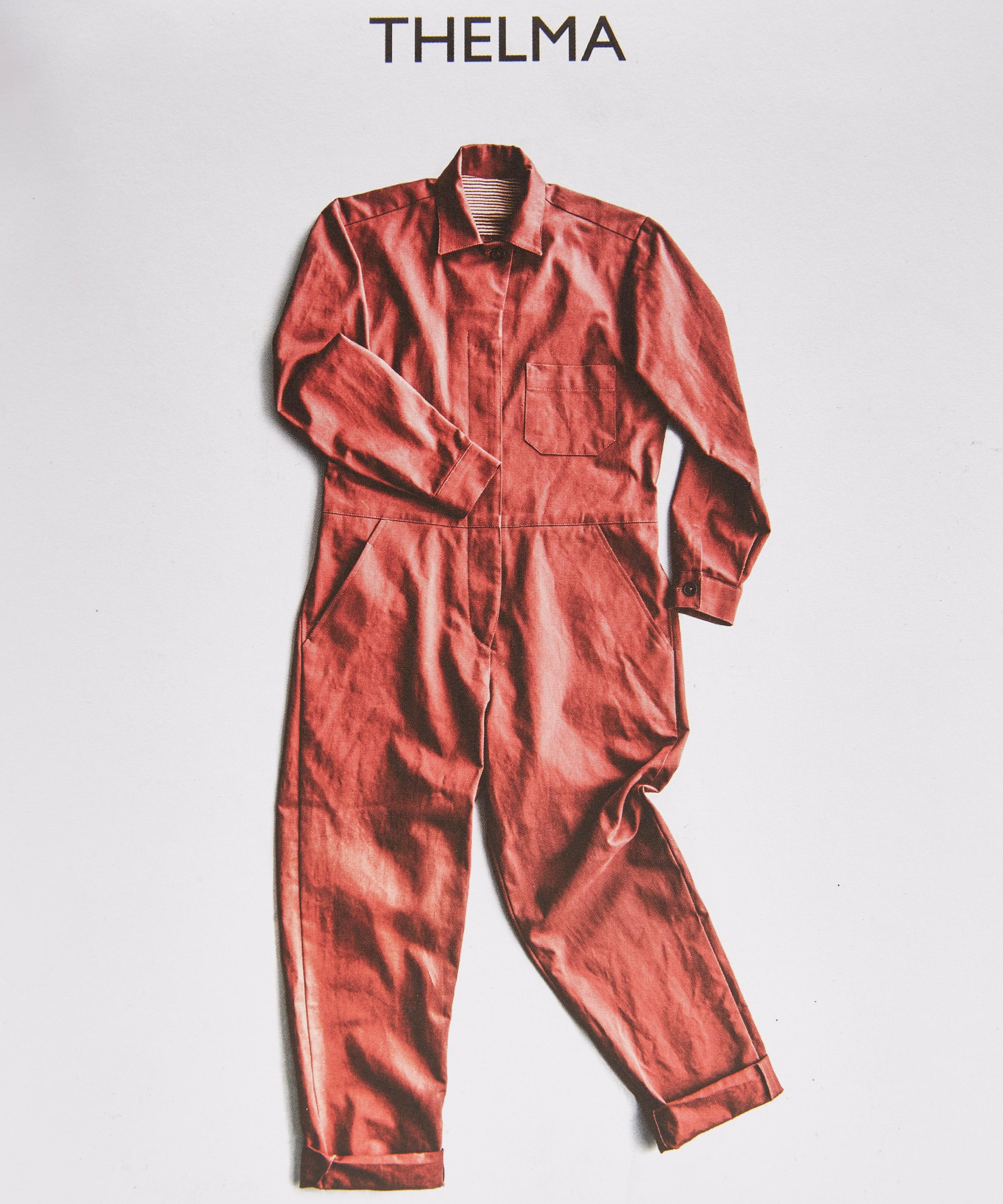 Kids Boiler Suit Overall//Jumpsuit. Sew Sew Special Personalised Girls