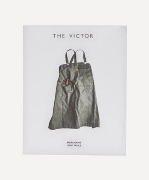 The Victor Apron Sewing Pattern
