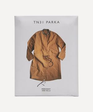 The TN31 Parka Sewing Pattern