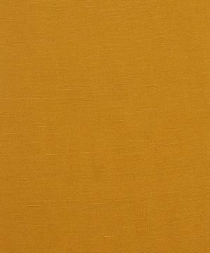 Tencel Linen in Abbey Gold