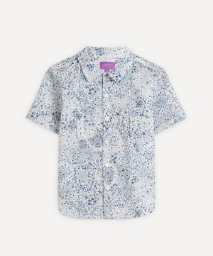 Adelajda Tana Lawn™ Cotton Short Sleeve Shirt 2-10 Years