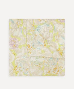 August Rose Large Cotton Handkerchief
