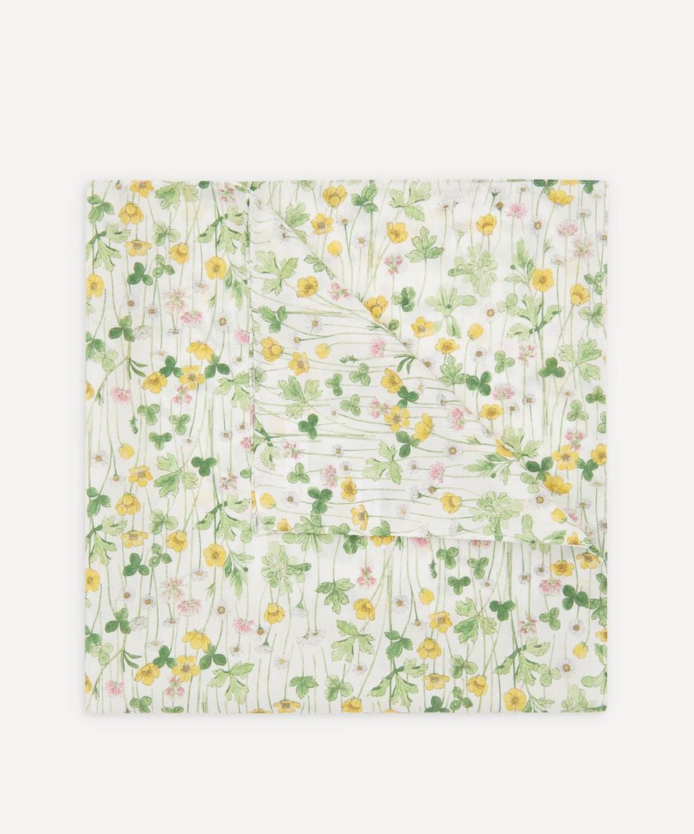 Liberty - Josephine's Garden Large Cotton Handkerchief
