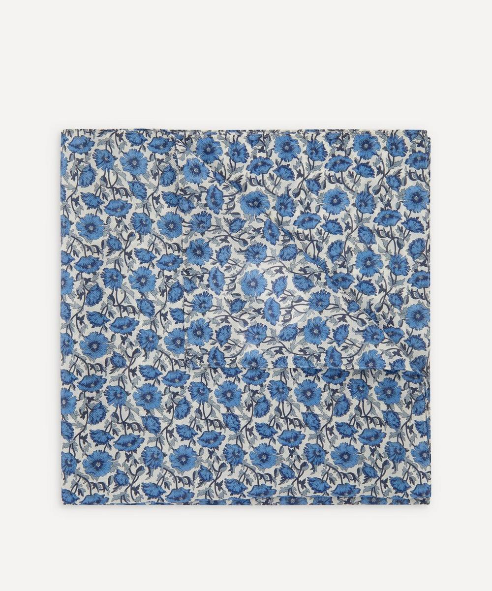 Liberty - Astell Reece Large Silk-Cotton Handkerchief