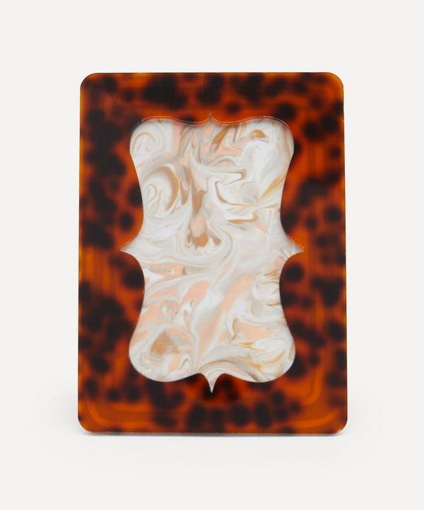 Klevering - Acrylic Tortoiseshell Photo Frame