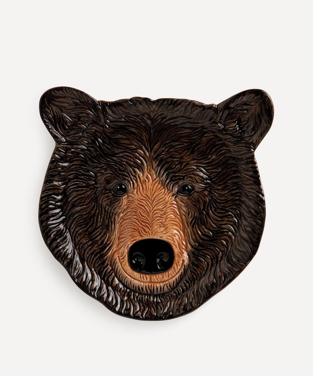 Klevering - Black Bear Plate