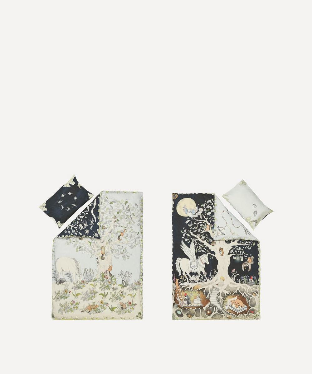 Forivor - Enchanted Forest Single Duvet Set