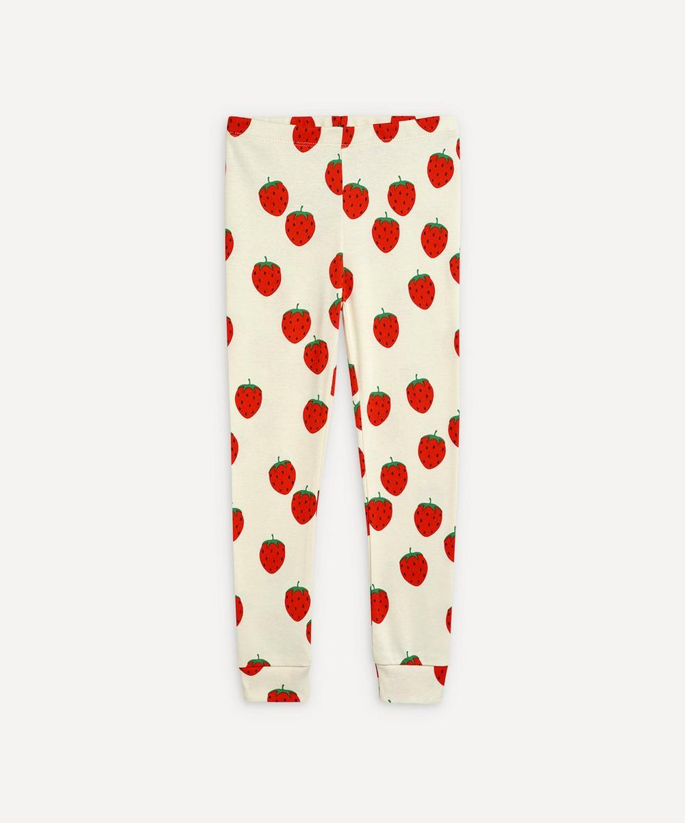 Mini Rodini - Strawberry Leggings 3-18 Months
