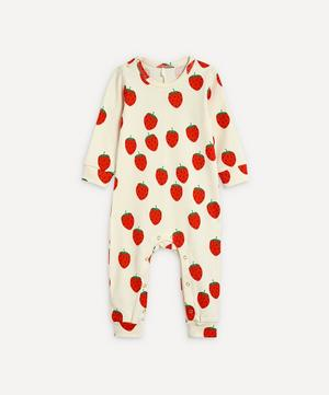 Strawberry Baby Grow 3-18 Months
