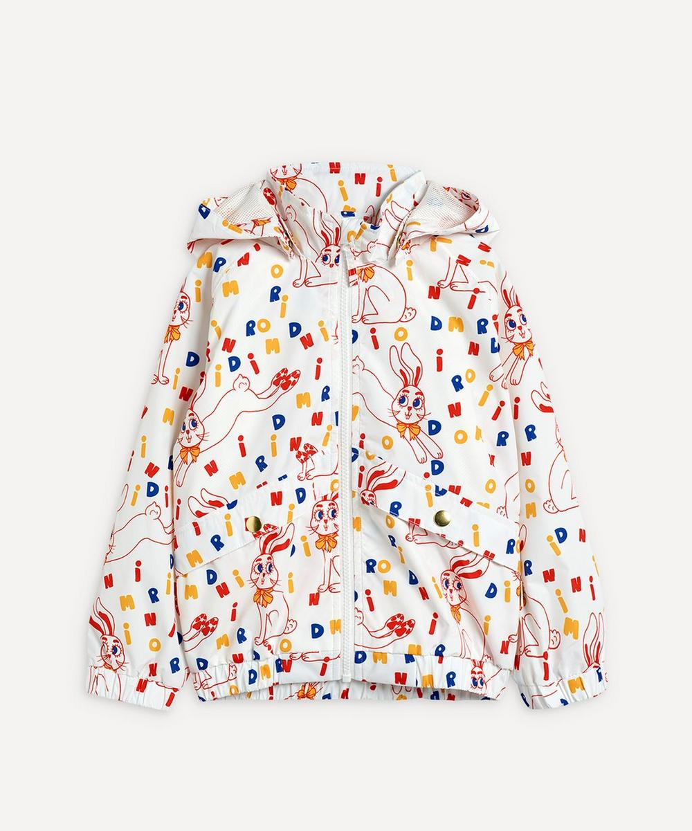 Mini Rodini - Rabbit Sporty Jacket 2-8 Years