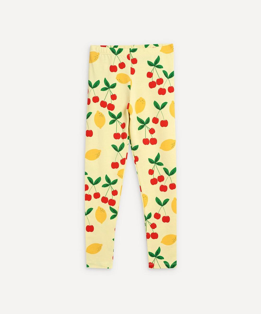 Mini Rodini - Cherry Lemonade Leggings 2-8 Years
