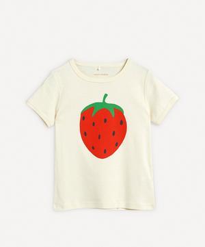 Strawberry Short-Sleeve T-Shirt 2-8 Years
