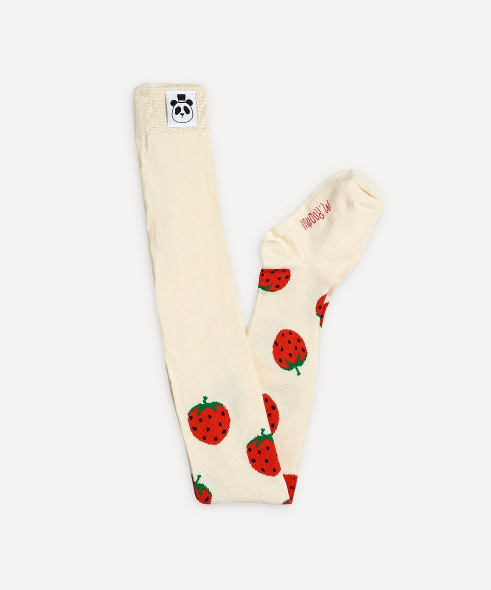 Mini Rodini - Strawberry Tights 2-8 Years