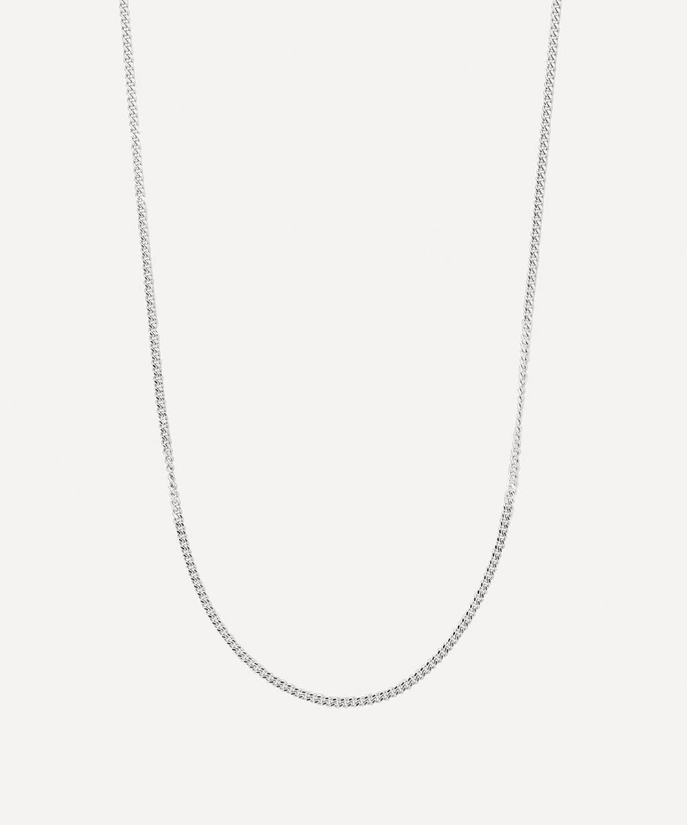 Miansai - Sterling Silver 2mm Cuban Chain Necklace