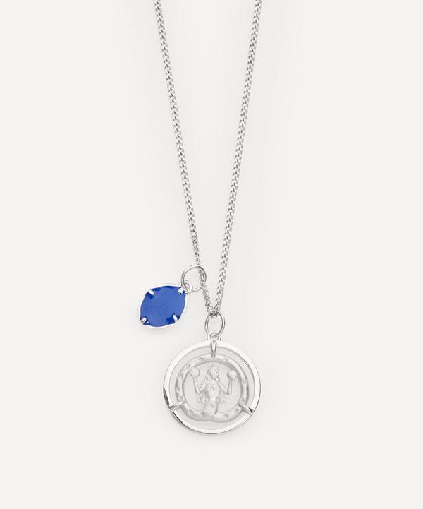 Miansai - Sterling Silver Eternita Pendant Necklace