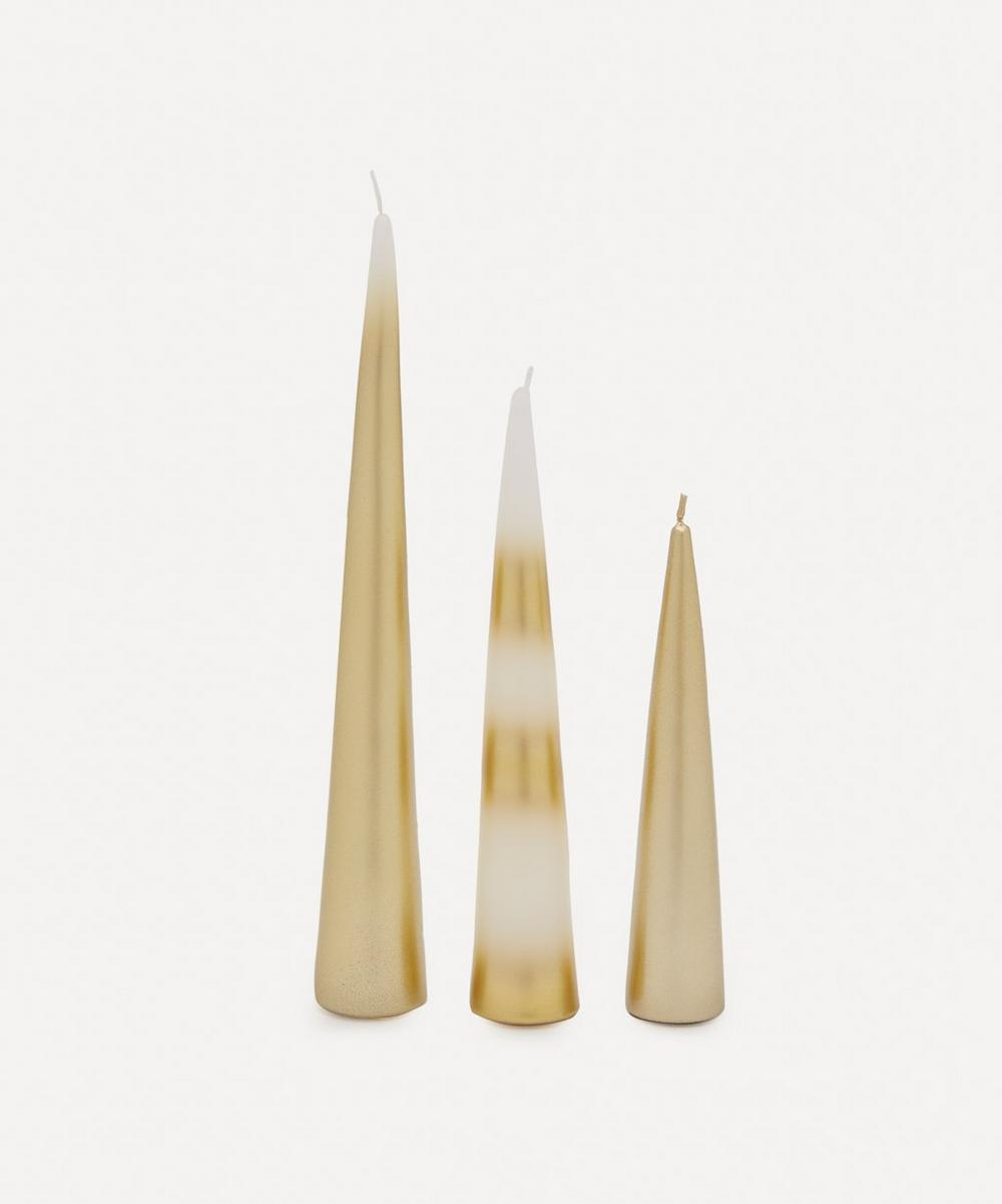 Klevering - Javelin Candles Set of Three